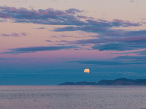 Isla Carman North Moonrise