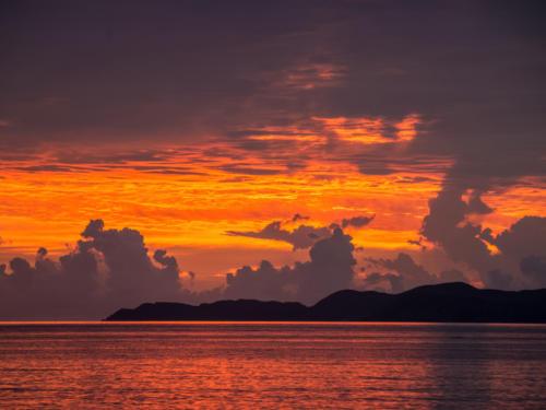 Isla Carman Sunrise