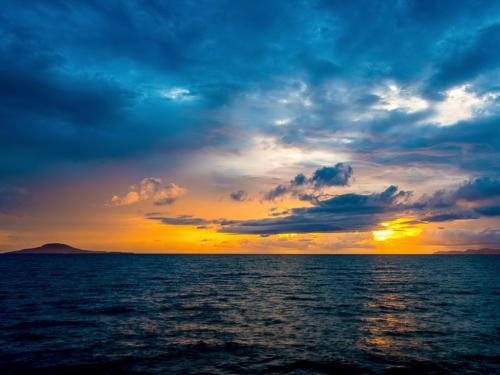 Loreto Bay National Park Sunrise