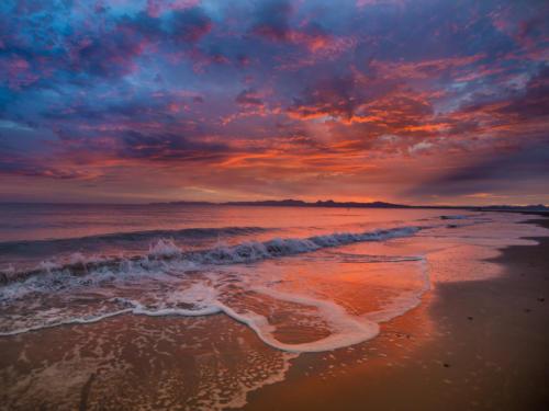 Oasis Sunrise 1