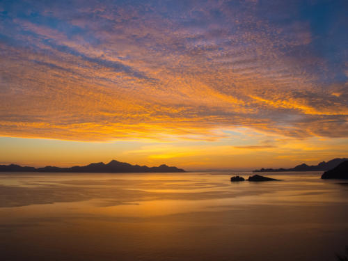 Sea of Cortez Sunrise